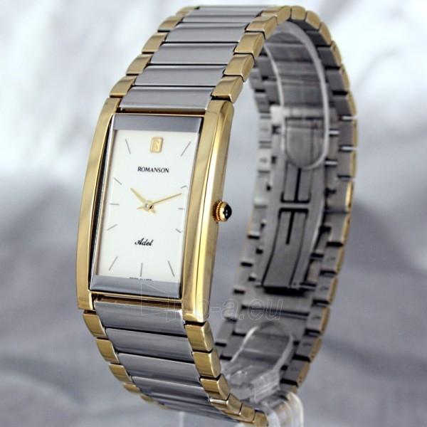 Men's watch Romanson TM0141 XC WH Paveikslėlis 1 iš 7 30069606240