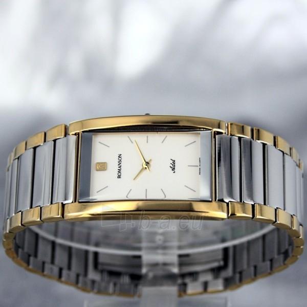 Men's watch Romanson TM0141 XC WH Paveikslėlis 3 iš 7 30069606240