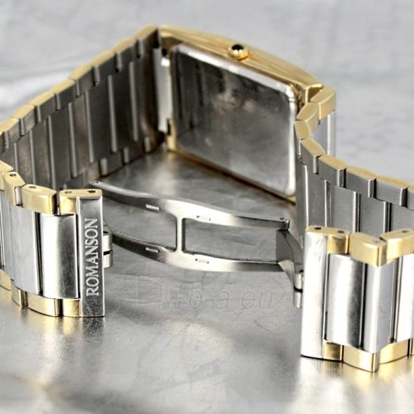 Men's watch Romanson TM0141 XC WH Paveikslėlis 6 iš 7 30069606240
