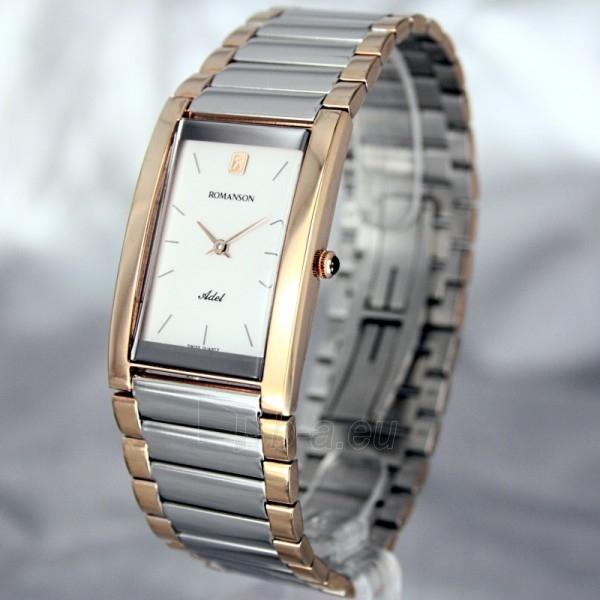 Vyriškas laikrodis Romanson TM0141 XJ WH Paveikslėlis 1 iš 7 30069606241