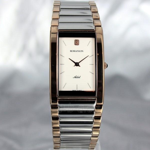 Vyriškas laikrodis Romanson TM0141 XJ WH Paveikslėlis 2 iš 7 30069606241
