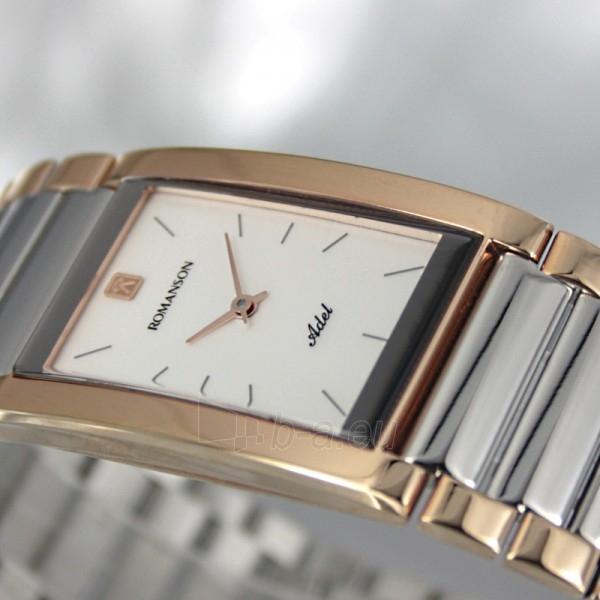 Vyriškas laikrodis Romanson TM0141 XJ WH Paveikslėlis 4 iš 7 30069606241