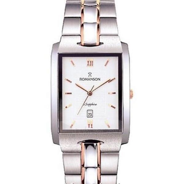 Male laikrodis Romanson TM0186 MX JWH Paveikslėlis 1 iš 6 310820010366