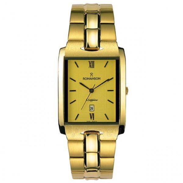 Male laikrodis Romanson TM0186 XG GD Paveikslėlis 1 iš 2 30069609004