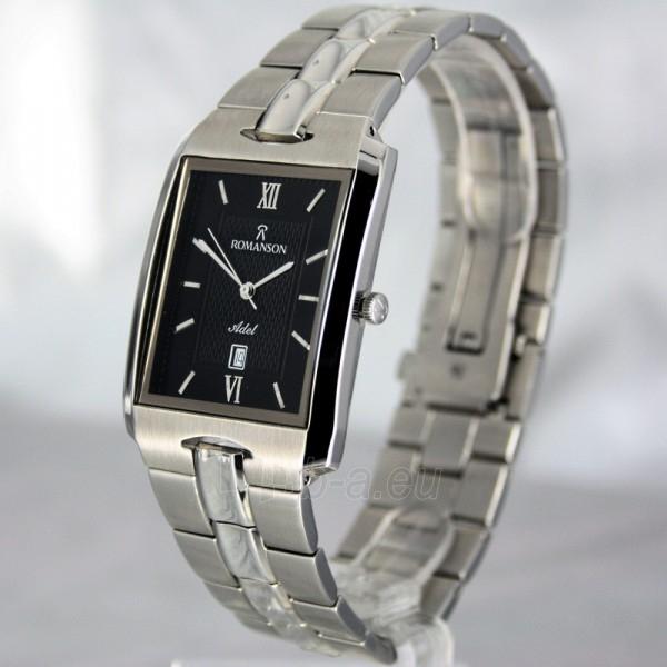 Vīriešu pulkstenis Romanson TM0186 XW BK Paveikslėlis 1 iš 6 30069609006