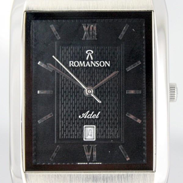 Vīriešu pulkstenis Romanson TM0186 XW BK Paveikslėlis 5 iš 6 30069609006