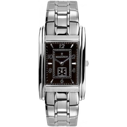 Vyriškas laikrodis Romanson TM0224 BX WBK Paveikslėlis 1 iš 1 30069609008