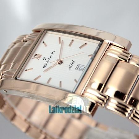 Vīriešu pulkstenis Romanson TM0226 XR WH Paveikslėlis 7 iš 7 30069609011