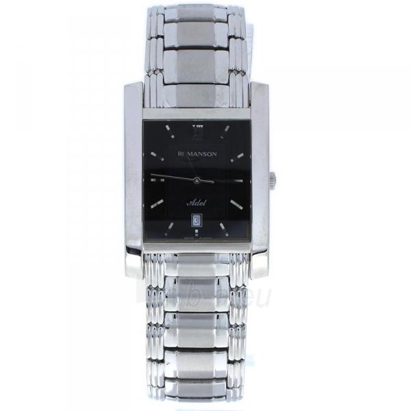 Male laikrodis Romanson TM0226XWBK Paveikslėlis 1 iš 2 310820010445