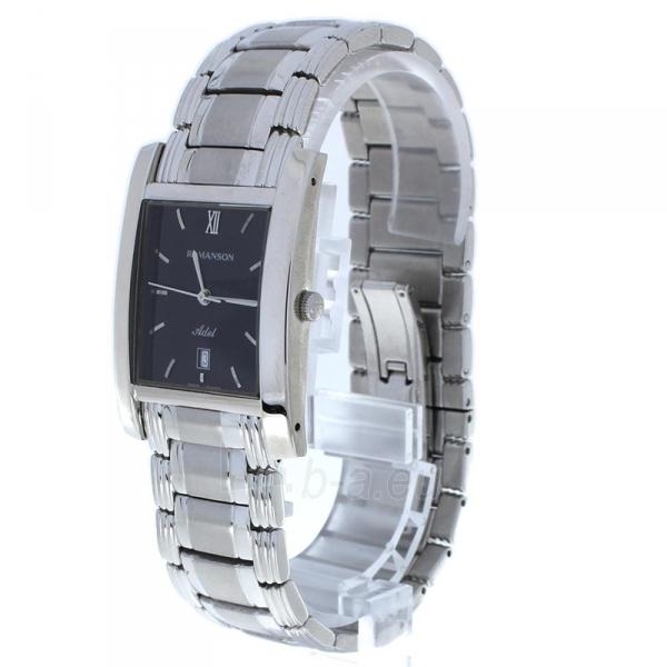 Male laikrodis Romanson TM0226XWBK Paveikslėlis 2 iš 2 310820010445