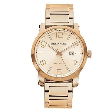 Vīriešu pulkstenis Romanson TM0334 MR RG Paveikslėlis 1 iš 1 30069609012