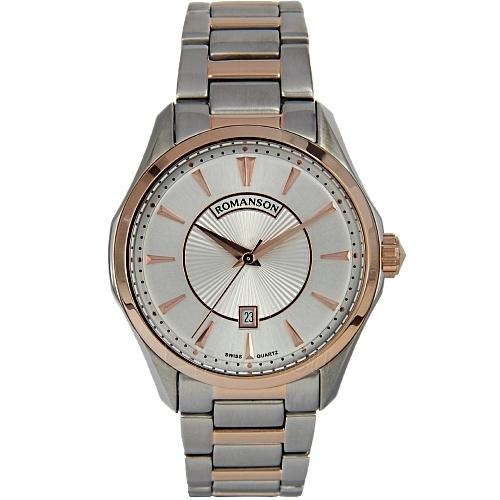 Male laikrodis Romanson TM0337 MJ WH Paveikslėlis 1 iš 1 30069609013