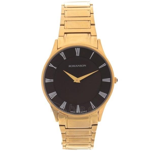 Vyriškas laikrodis Romanson TM0389MGBK Paveikslėlis 1 iš 2 310820010592