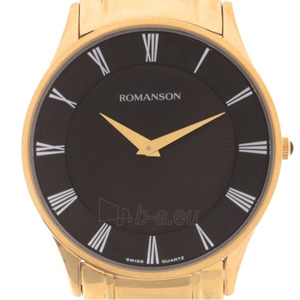 Vyriškas laikrodis Romanson TM0389MGBK Paveikslėlis 2 iš 2 310820010592