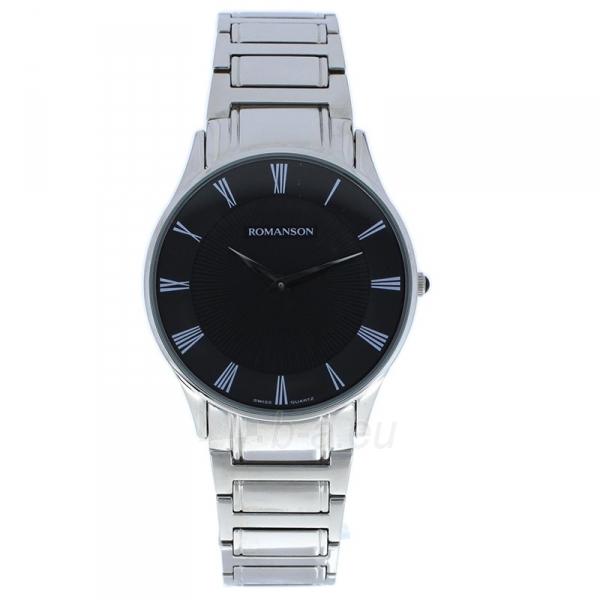 Vīriešu pulkstenis Romanson TM0389MWBK Paveikslėlis 1 iš 2 310820010444