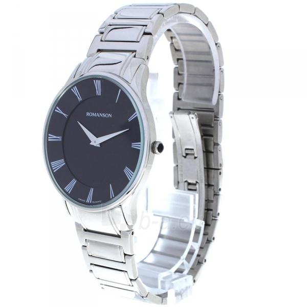 Vīriešu pulkstenis Romanson TM0389MWBK Paveikslėlis 2 iš 2 310820010444