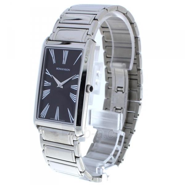 Vyriškas laikrodis Romanson TM0390MWBK Paveikslėlis 2 iš 2 310820010446