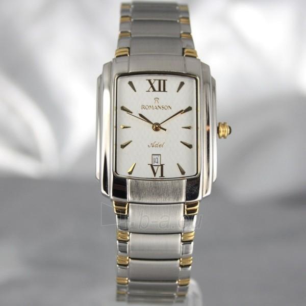 Vīriešu pulkstenis Romanson TM1147 MC WH Paveikslėlis 1 iš 7 30069609017