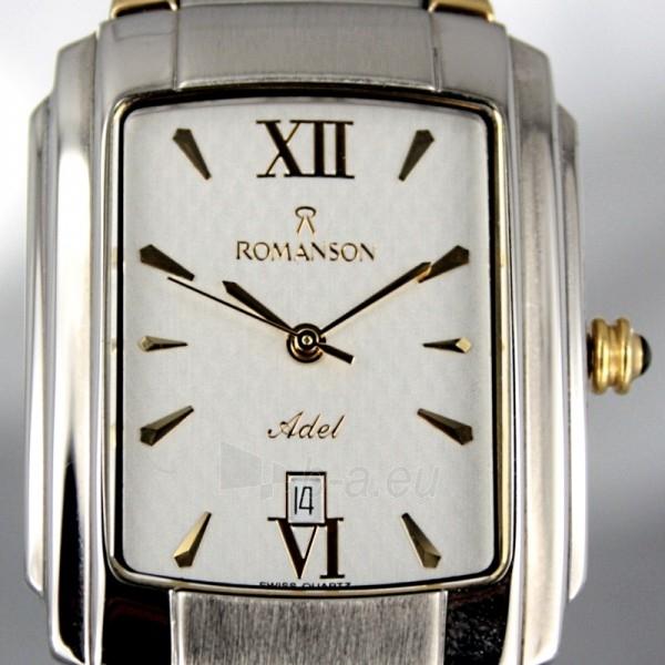 Vīriešu pulkstenis Romanson TM1147 MC WH Paveikslėlis 6 iš 7 30069609017