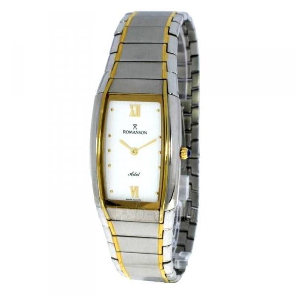 Vyriškas laikrodis Romanson TM2102 MC WH Paveikslėlis 1 iš 1 310820010369