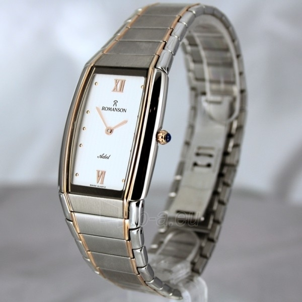 Vīriešu pulkstenis Romanson TM2102 MJ WH Paveikslėlis 1 iš 7 30069609021