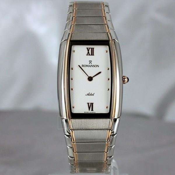 Vīriešu pulkstenis Romanson TM2102 MJ WH Paveikslėlis 2 iš 7 30069609021