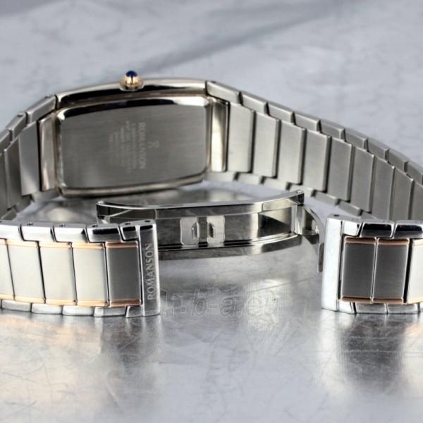 Vīriešu pulkstenis Romanson TM2102 MJ WH Paveikslėlis 6 iš 7 30069609021