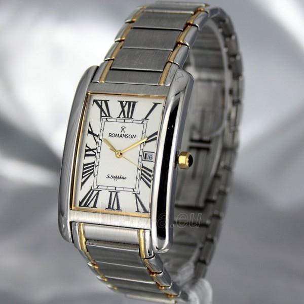 Vīriešu pulkstenis Romanson TM2107 XC WH Paveikslėlis 1 iš 7 30069609022