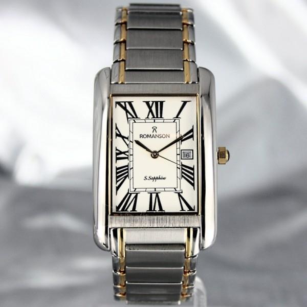 Vīriešu pulkstenis Romanson TM2107 XC WH Paveikslėlis 2 iš 7 30069609022
