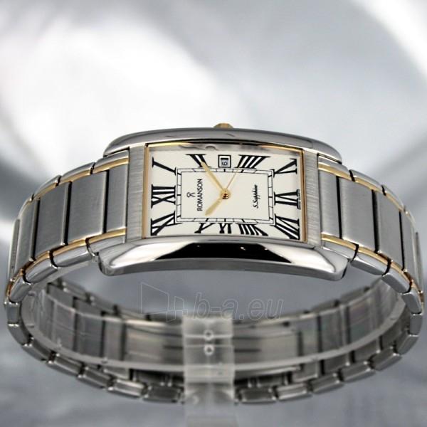 Vīriešu pulkstenis Romanson TM2107 XC WH Paveikslėlis 3 iš 7 30069609022