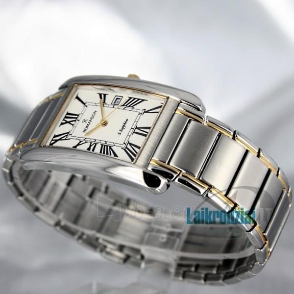 Vīriešu pulkstenis Romanson TM2107 XC WH Paveikslėlis 4 iš 7 30069609022