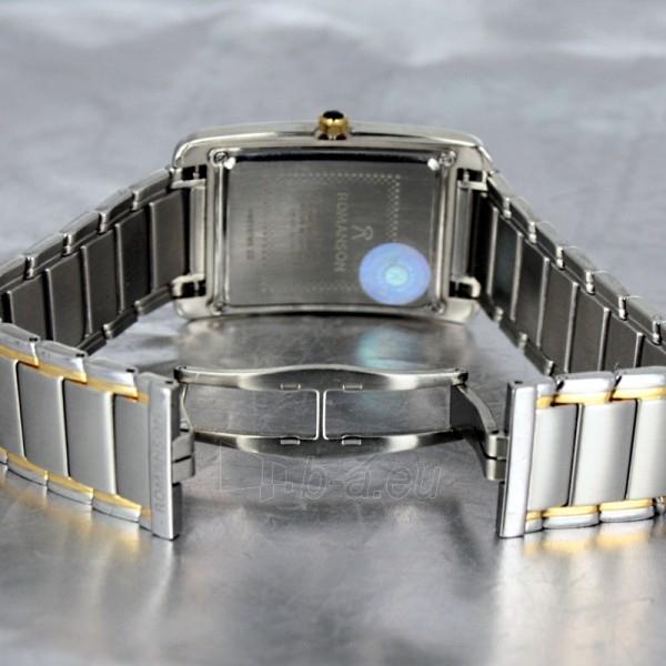Vīriešu pulkstenis Romanson TM2107 XC WH Paveikslėlis 6 iš 7 30069609022