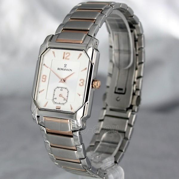 Vīriešu pulkstenis Romanson TM3141 MJ WH Paveikslėlis 1 iš 7 30069609026