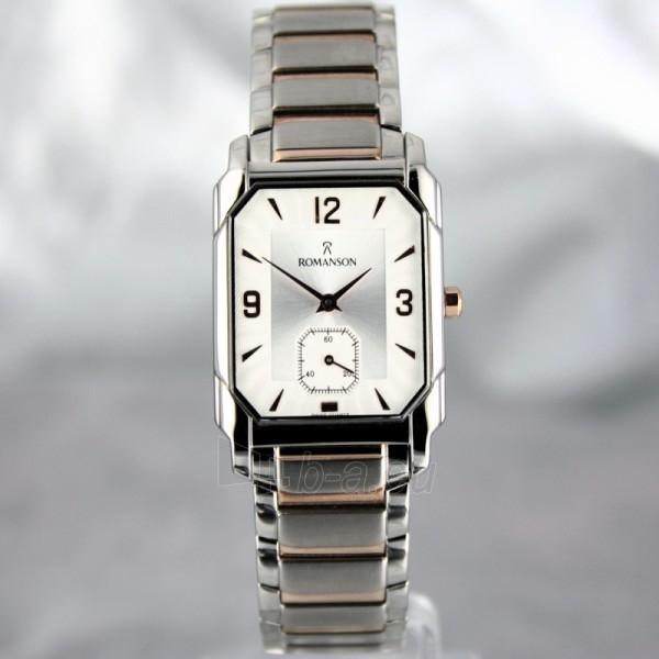 Vīriešu pulkstenis Romanson TM3141 MJ WH Paveikslėlis 2 iš 7 30069609026