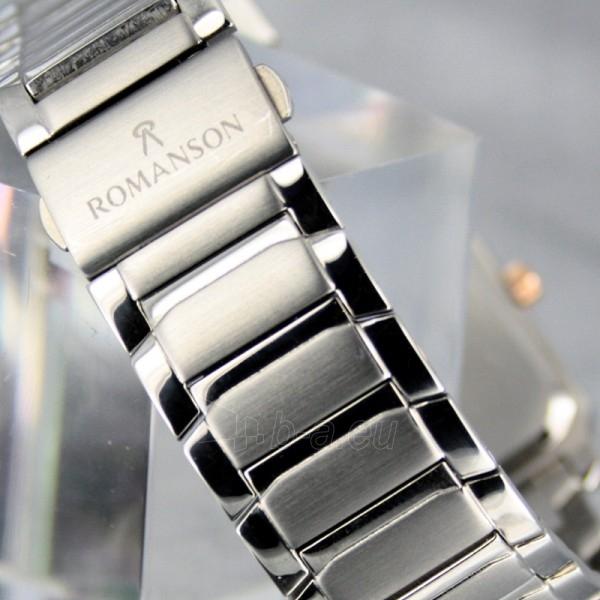 Vīriešu pulkstenis Romanson TM3141 MJ WH Paveikslėlis 5 iš 7 30069609026