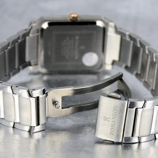 Vīriešu pulkstenis Romanson TM3141 MJ WH Paveikslėlis 6 iš 7 30069609026