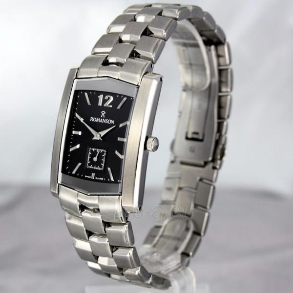 Male laikrodis Romanson TM3571 BM WBK Paveikslėlis 1 iš 7 30069609028