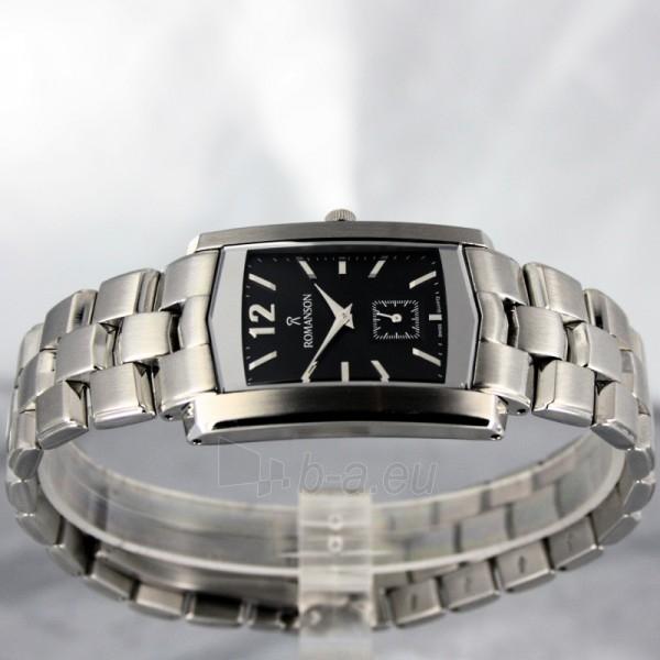 Male laikrodis Romanson TM3571 BM WBK Paveikslėlis 3 iš 7 30069609028