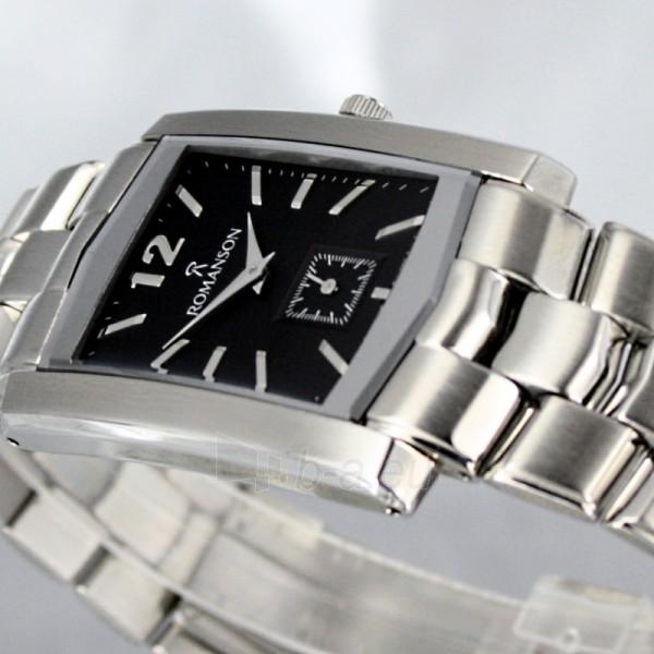 Male laikrodis Romanson TM3571 BM WBK Paveikslėlis 4 iš 7 30069609028