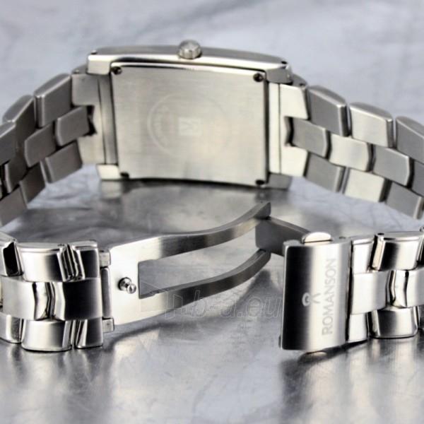 Male laikrodis Romanson TM3571 BM WBK Paveikslėlis 6 iš 7 30069609028
