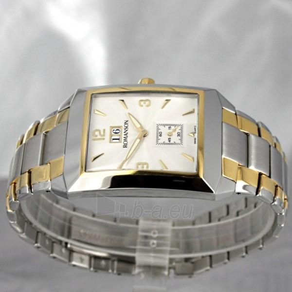Vīriešu pulkstenis Romanson TM4123 BM CWH Paveikslėlis 3 iš 7 30069609031