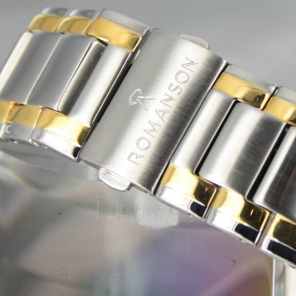 Vīriešu pulkstenis Romanson TM4123 BM CWH Paveikslėlis 5 iš 7 30069609031