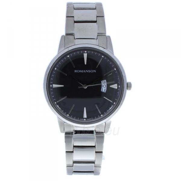 Vyriškas laikrodis Romanson TM4201MWBK Paveikslėlis 1 iš 2 310820010447