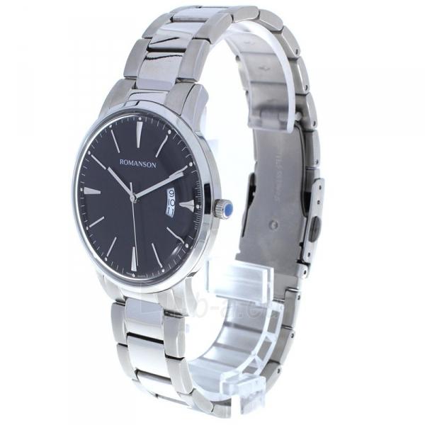 Vyriškas laikrodis Romanson TM4201MWBK Paveikslėlis 2 iš 2 310820010447