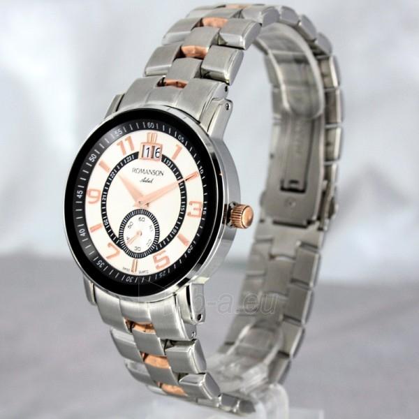 Vīriešu pulkstenis Romanson TM4591 BM JWH Paveikslėlis 1 iš 8 30069609033