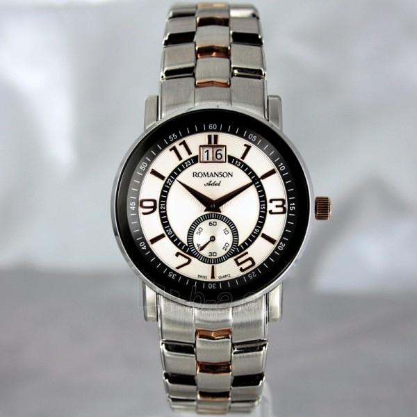 Vīriešu pulkstenis Romanson TM4591 BM JWH Paveikslėlis 2 iš 8 30069609033