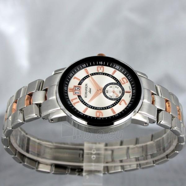 Vīriešu pulkstenis Romanson TM4591 BM JWH Paveikslėlis 3 iš 8 30069609033