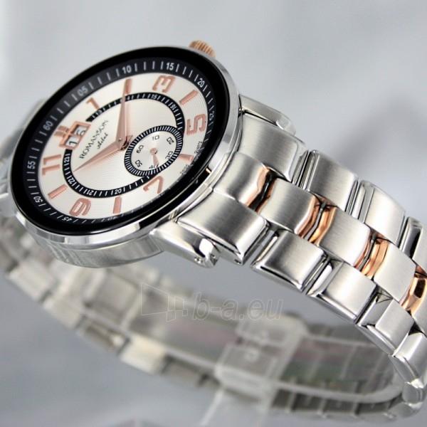 Vīriešu pulkstenis Romanson TM4591 BM JWH Paveikslėlis 4 iš 8 30069609033