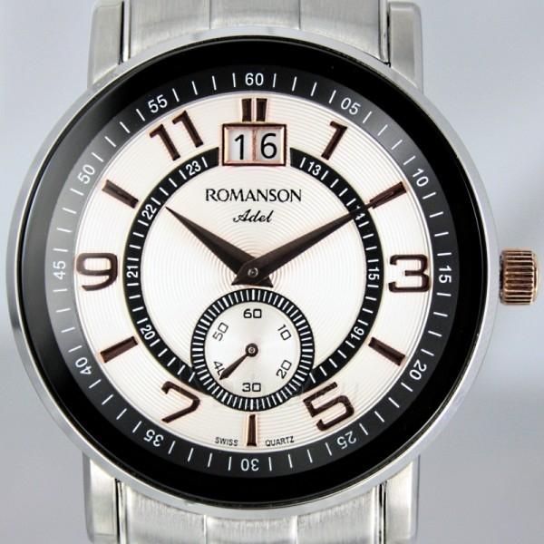 Vīriešu pulkstenis Romanson TM4591 BM JWH Paveikslėlis 5 iš 8 30069609033