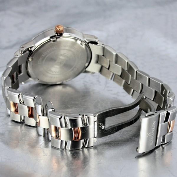 Vīriešu pulkstenis Romanson TM4591 BM JWH Paveikslėlis 7 iš 8 30069609033